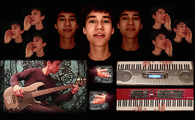 The genius and influence of Jacob Collier